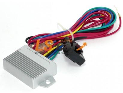 Реле-диспетчер универсальный, для электрических сигналов