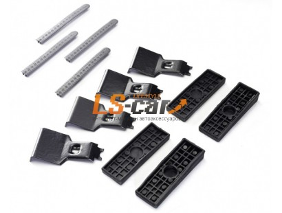 ATLANT Комплекты адаптеров Ford Focus 2 (С, 1260)