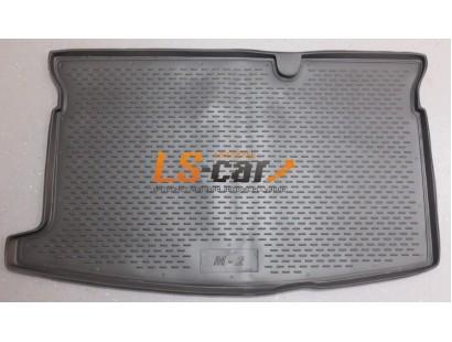 Коврик в багажник Mazda 2 II 2007-2014
