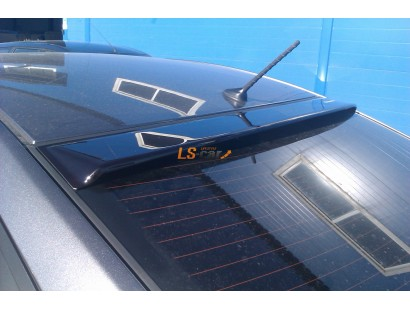 Спойлер на заднее стекло Hyundai Solaris Седан 2011-2017
