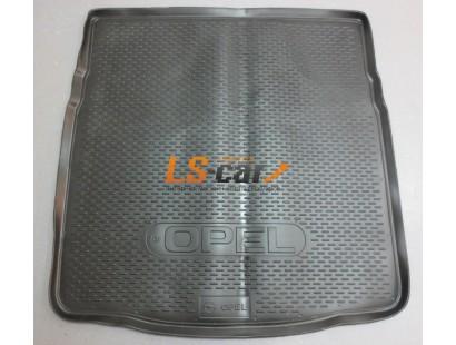 Коврик в багажник Opel Insignia седан 2008-2016