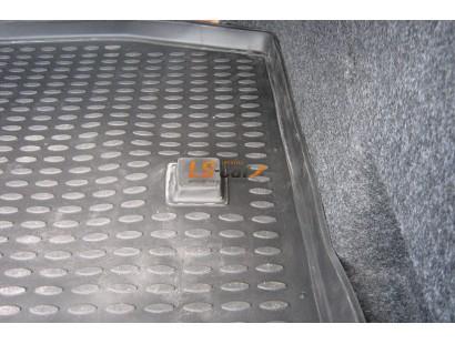 Коврик в багажник Peugeot 206 седан 1998-2012