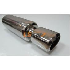 Глушитель прямоточный HJ-A0082