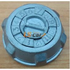 Крышка бензобака ВАЗ 2101-2107 с кодовым замком