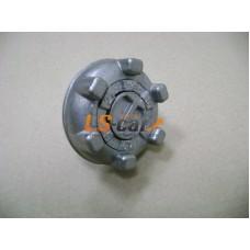 Крышка бензобака ВАЗ 2108-2110 с кодовым замком(метал.)
