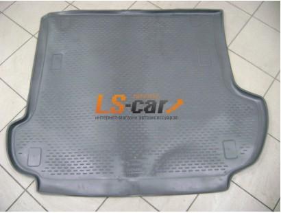 Коврик в багажник Great Wall Hover 2005-2010