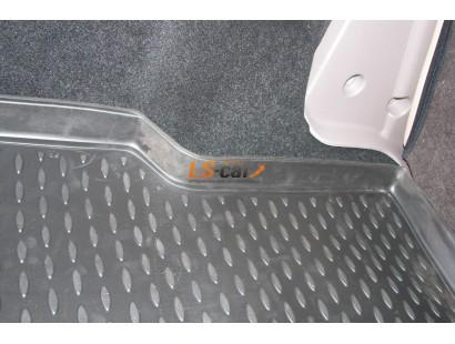 Коврик в багажник Chery QQ-6 (S21) седан 2005-...