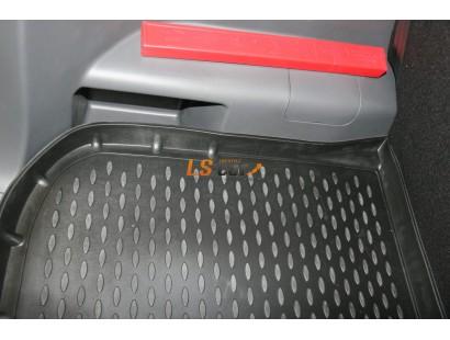 Коврик в багажник Chery IndiS (S18D) хэтчбек 5 дверный 2011-...