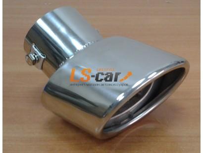 Насадка на глушитель HJ-H012, нержавеющая сталь