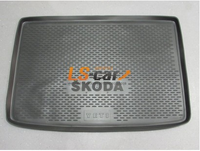 Коврик в багажник Skoda Yeti I 2009-н.в.