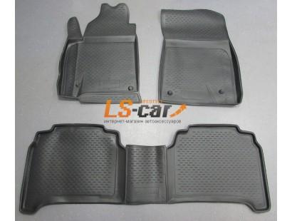 Коврики в салон Lexus LX 570 III 2007-2012