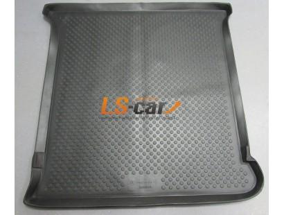 Коврик в багажник Volkswagen Sharan (cargo) 5pass 1995-2010