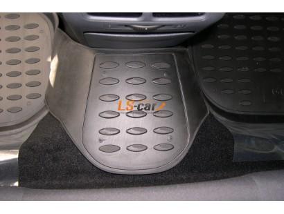 Коврики в салон Volkswagen Golf V хэтчбек 2003-2009