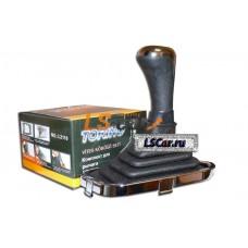 Пыльник КПП в наборе (ручка+пыльник+накладка) Самара 2110