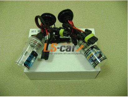 Ксеноновая лампа H11-6000