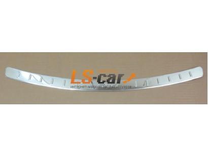Накладка бампера Mazda CX-5 2011-2016