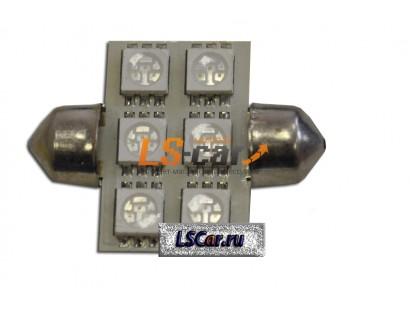 Светодиодная лампа для а/м SJ-360650BL
