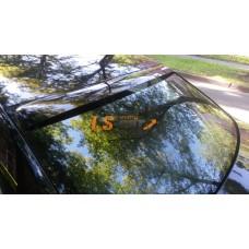 Спойлер заднего стекла Volkswagen Polo седан 2009-...
