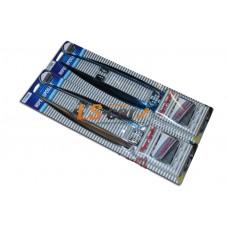 Спойлер на поводок стеклоочистителя HJ-Y120BU (синий) комп.2шт/50