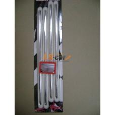 Накладки на бампер HJ-1031W