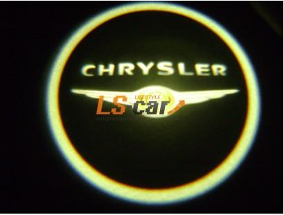 Проекция логотипа Chrysler, Cree диод, 5Вт