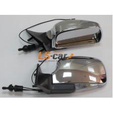 Зеркала боковые ВАЗ 2110-2112 (YH3390A) хром