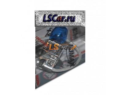 """Лампа галогеновая   H3 """"HOD-LUMAX"""" 12V55W+50%"""