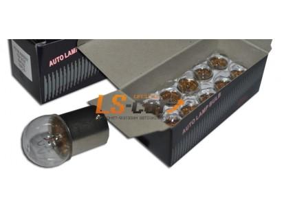Лампа габаритная 1 конт,R5.12V/5W(цвет белый)