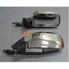 Зеркала боковые ВАЗ 2110-2112 (YH3390-2110) хром