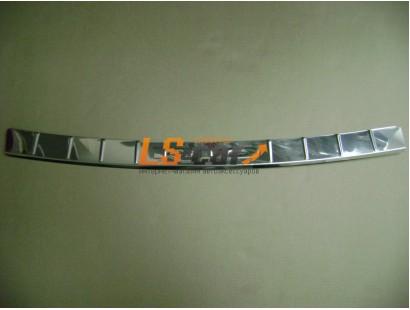 Накладка бампера Kia Rio 2005-2011