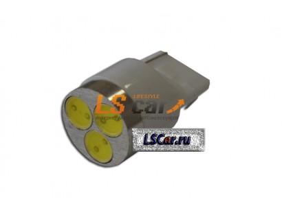 Светодиодная лампа для а/м T20-3W