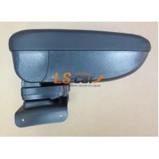 Подлокотник Citroen C4 2004-2010 чёрный (48019)