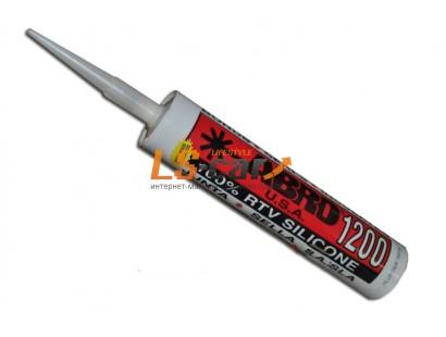 """Герметик силиконовый, белый, """"ABRO""""(США) SS-1200-WHT     310г"""