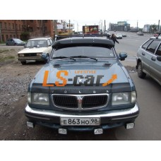 Козырек солнцезащитный лобового стекла Газ Волга