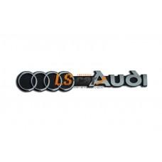 """Орнамент  """"Audi"""" ( двухсторонний скотч """"3M"""" )"""