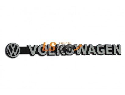 "Орнамент ""Volkswagen"" ( двухсторонний скотч ""3M"" )"