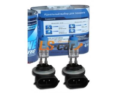 """Лампа галогеновая """" SKYLINE"""" H27-881  12V27W (PRECIOUS WHITE-5500K) комп. 2шт"""
