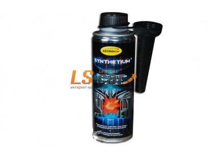 Очиститель  инжектора, синтетический,Synthetium,Ас-1705, жестяной  флакон  с  лейкой , 12/335мл