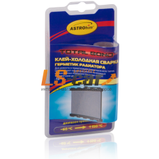 Клей-холодная сварка герметик радиатора Ас-9392