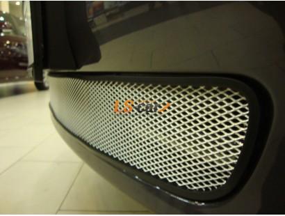 Защита радиатора Chevrolet Lacetti hb chrome