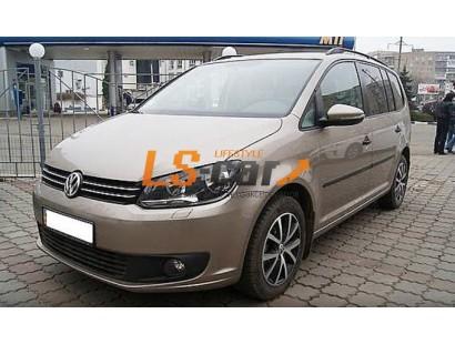 Защита радиатора Volkswagen Touran 2011- chrome