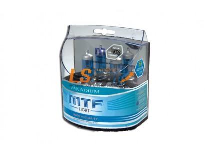 "Лампа галогеновая ""MTF""  H10 12V 42W Vanadium,комп. 2шт. HV2149"