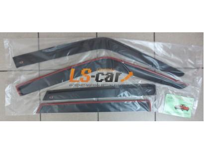 Дефлекторы боковых окон LADA (ВАЗ) 21099 Седан