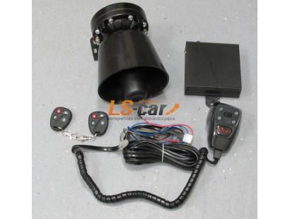 Четырехтональная СГУ с микрофоном ЭС 315-300Ватт