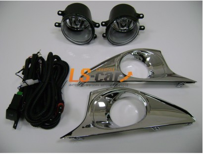 Фары противотуманные Toyota Camry 2011-2014 (TY055C)