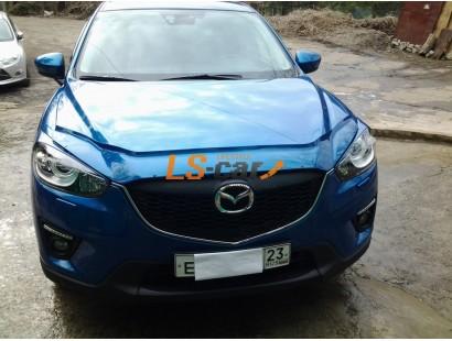 "Отбойник капота Mazda CX-5 (2012-) ""VIP-Tuning"""