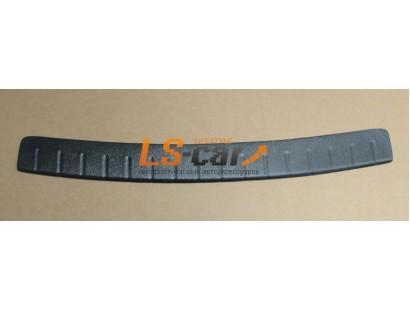 "Накладка на бампер пластик Chevrolet Lacetti хэтчбек 2004-2013 ""Avenue"""