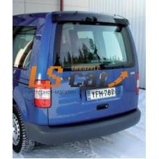 Спойлер задней двери VW Caddi 2004-