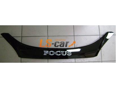 Дефлектор капота Ford Focus II (2008-2011)