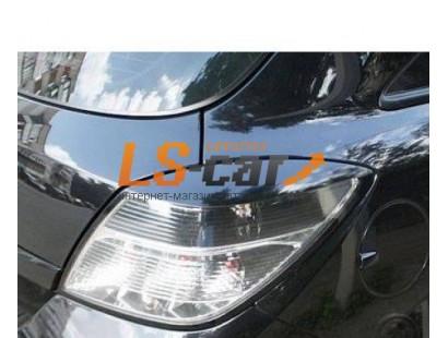 Реснички на задние фары Opel Astra H 3 двери 2004-2014